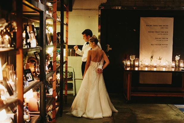 Image by James Moes via Grey Loves Weddings