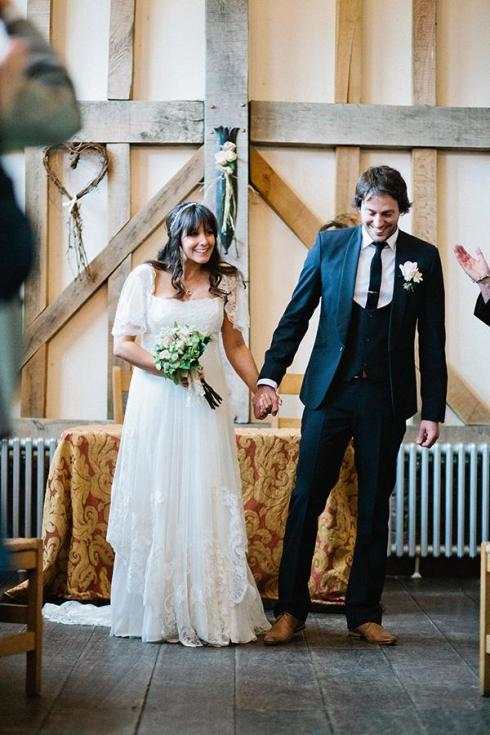 Image by Sam Clayton Photography via English Wedding Blog