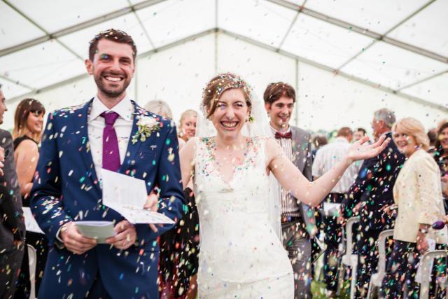 Helen & George's Wondrous Wedding. Image by Soulbird Photography