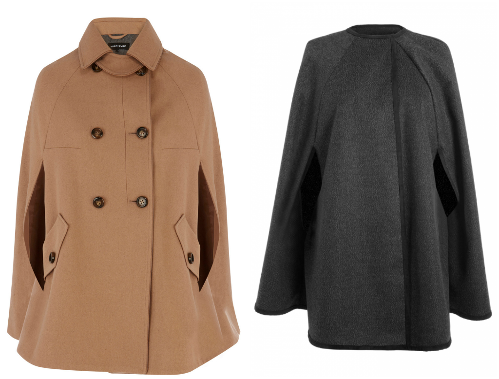 The Search For The Perfect Cape Coat The Utter Blog