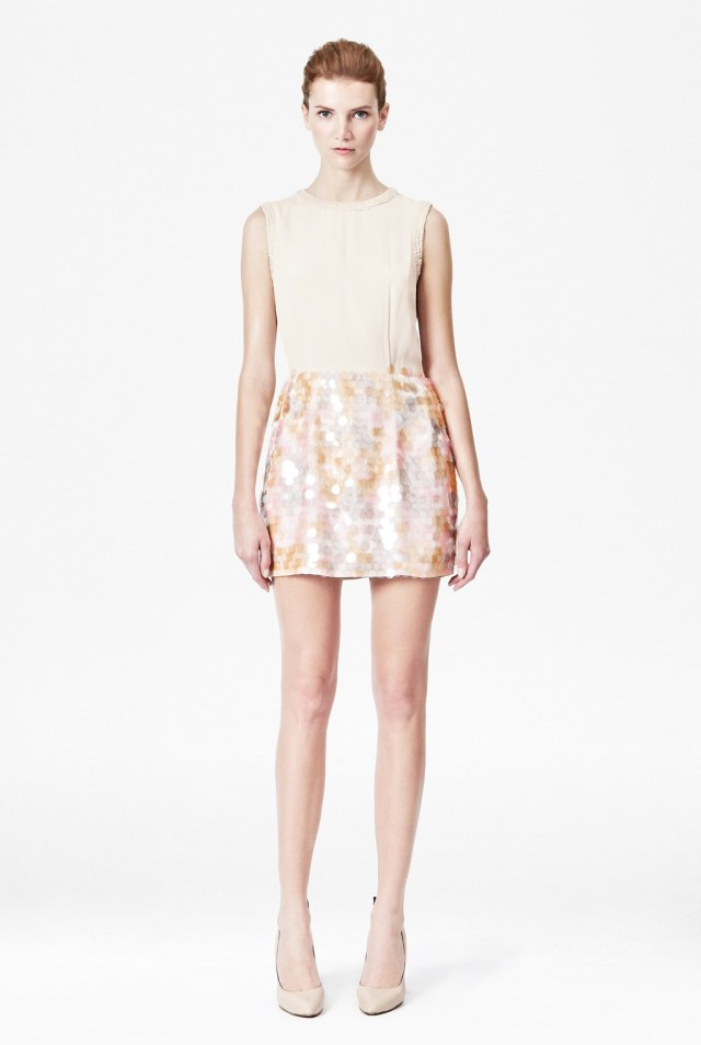 Shimmy Sequin Dress from French Connection, £195