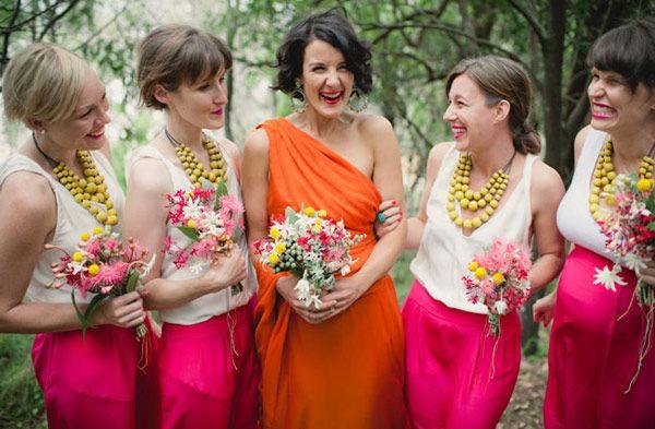 Image by Christine Pobke via Green Wedding Shoes