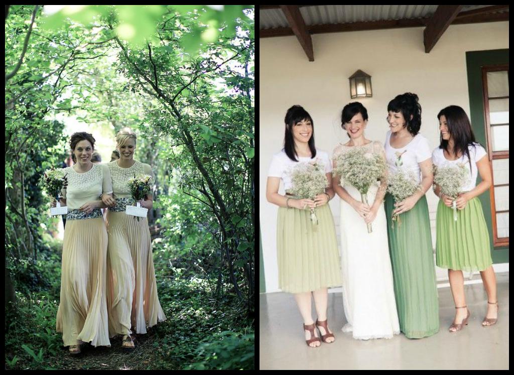L: We Not Me Collective via Love My Dress R: Nikki Meyer via The Pretty Blog