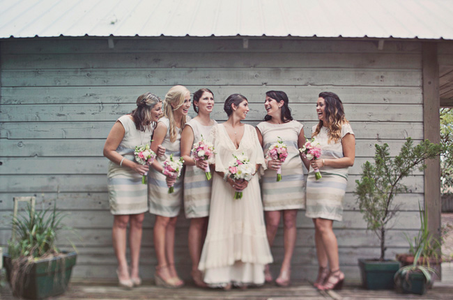 Image by Our Labour of Love via Green Wedding Shoes