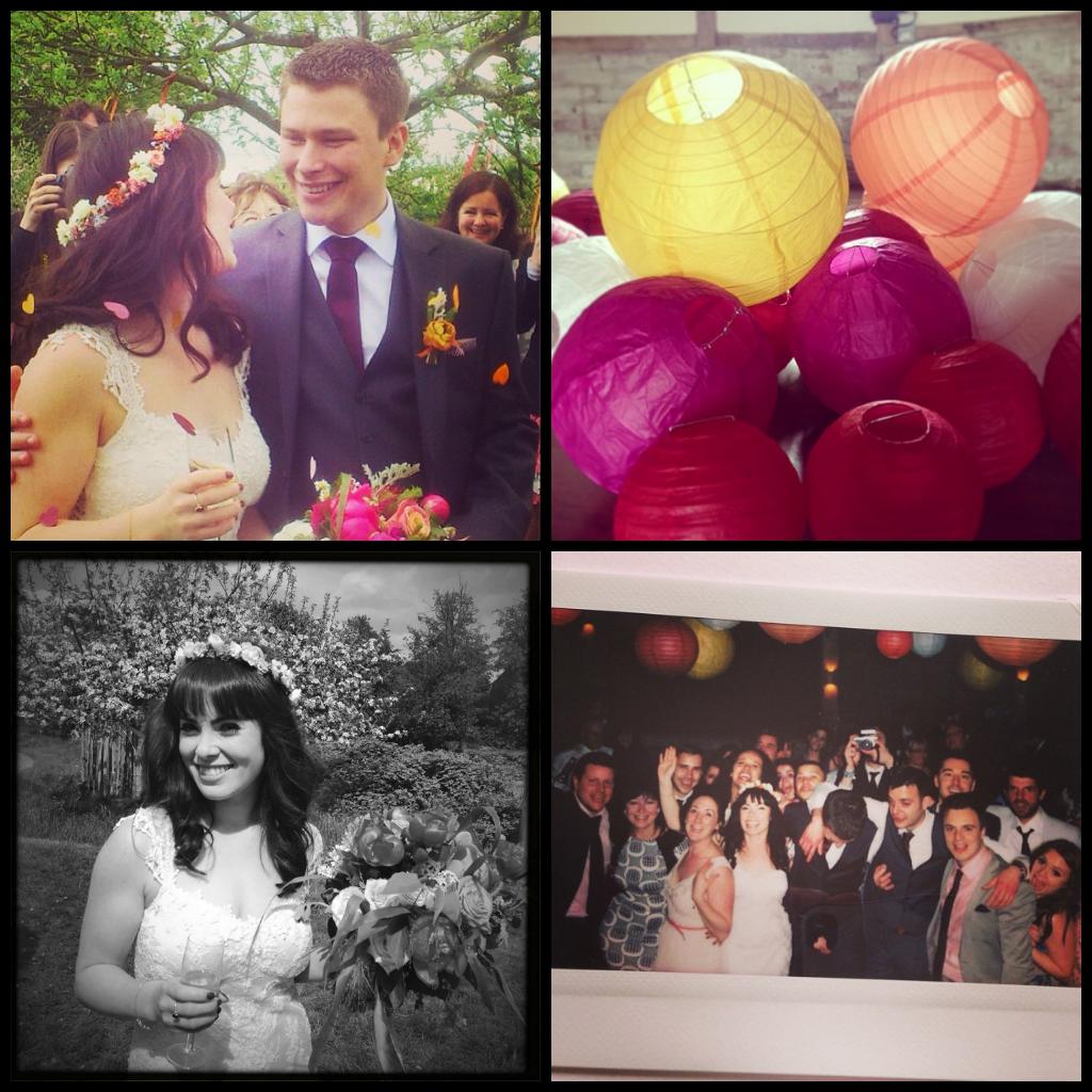 In 2013 I got married.