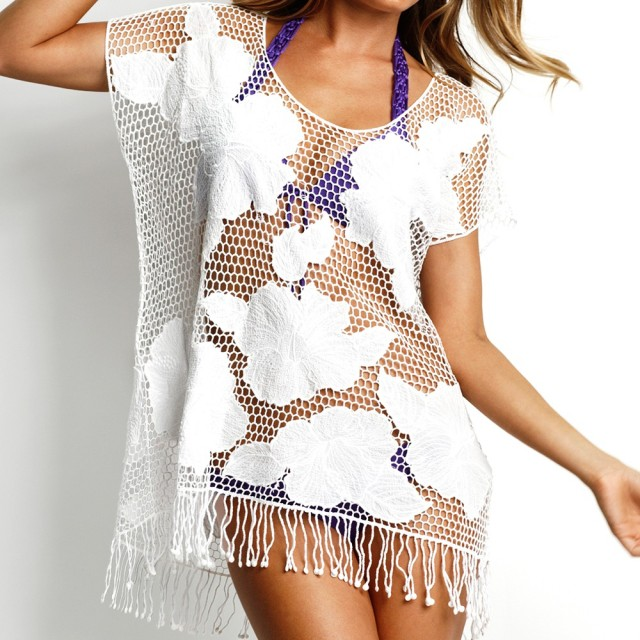 Seafolly Kailua Beach Cover Up