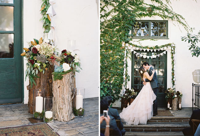 Image by Troy Grover via Green Wedding Shoes
