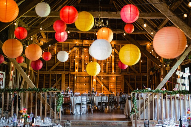 My perfect wedding venue- The Great Barn, Rolvenden.