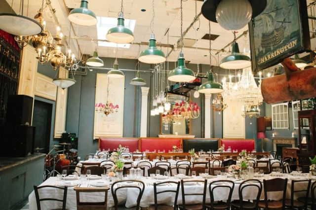 My 'if I was having a quirky London wedding' wedding venue- Brunswick House