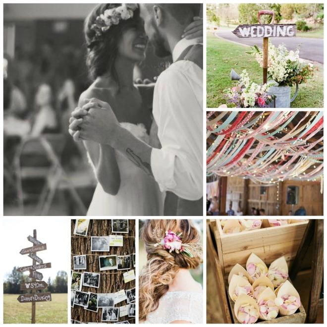 Uttering Bride Collage 1