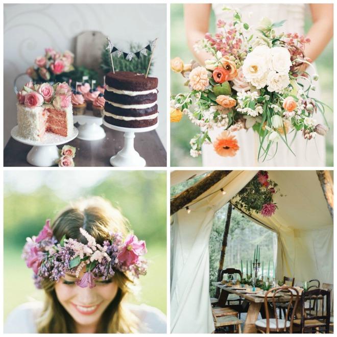 Uttering Bride Collage 2