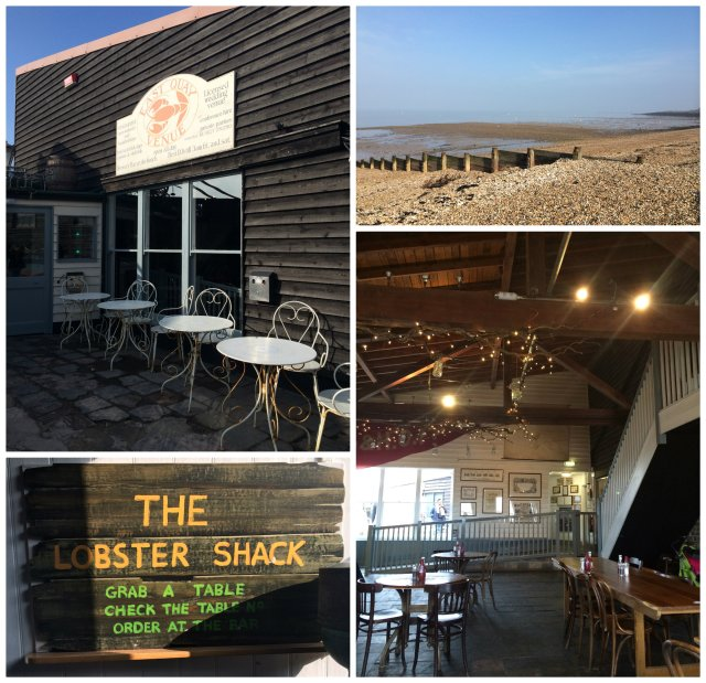 The Lobster Shack, Whitstable