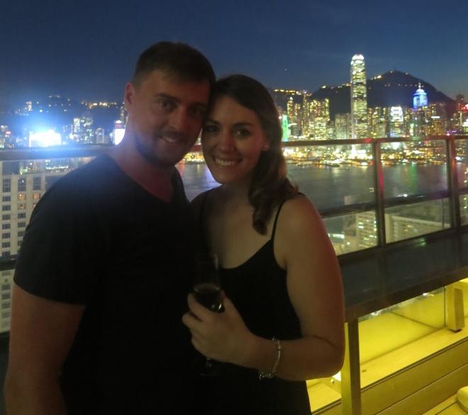 Hong Kong… together!