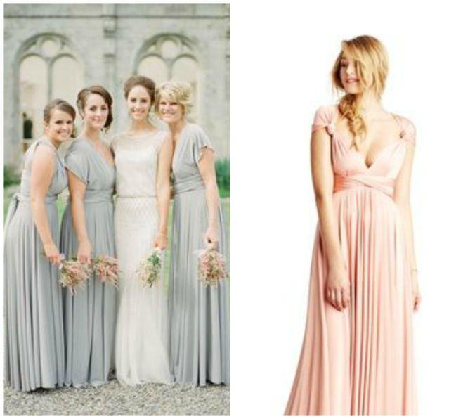 Two Birds Dress - Early bridesmaid ideas